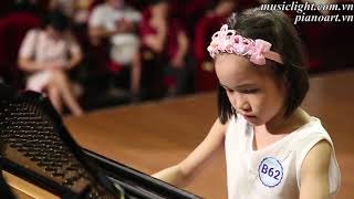 [Musiclight 2018] Phạm Hoàng Ngân Thảo - Invention No.2 In C Minor (Johann Sebastian Bach)