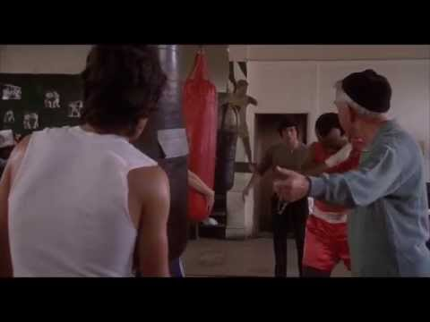 Rocky II - How To Snarl And Punch (1080p)
