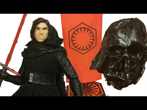 The Black Series NEW Hasbro Kylo Ren Star Wars Episode VII 6-Inch Action