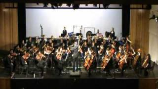 Scheherazade 2nd Movement (Part 1) by Nikolai Rimsky-Korsakov - Monash Philharmonic Orchestra