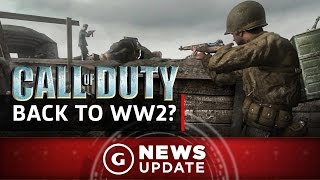 This Year's Call Of Duty Reportedly Called