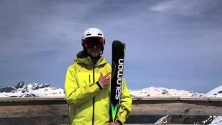 Salomon X Drive 8.0 FS 2015/16 - Slopeside Ski Review