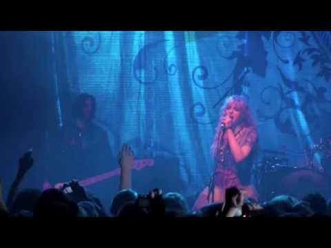 Letter To God Hole Courtney Love Live 2 17 10 Michael A
