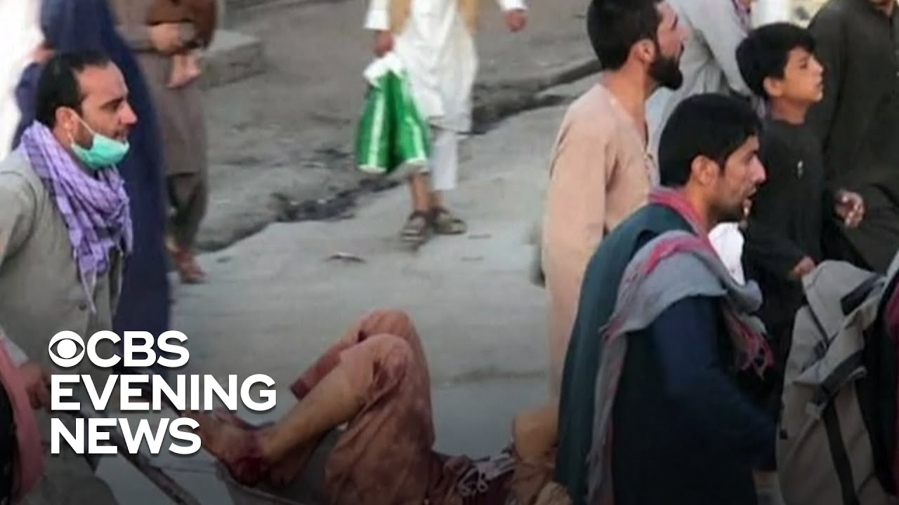Download ISIS-K claims responsibility for deadly Kabul attack