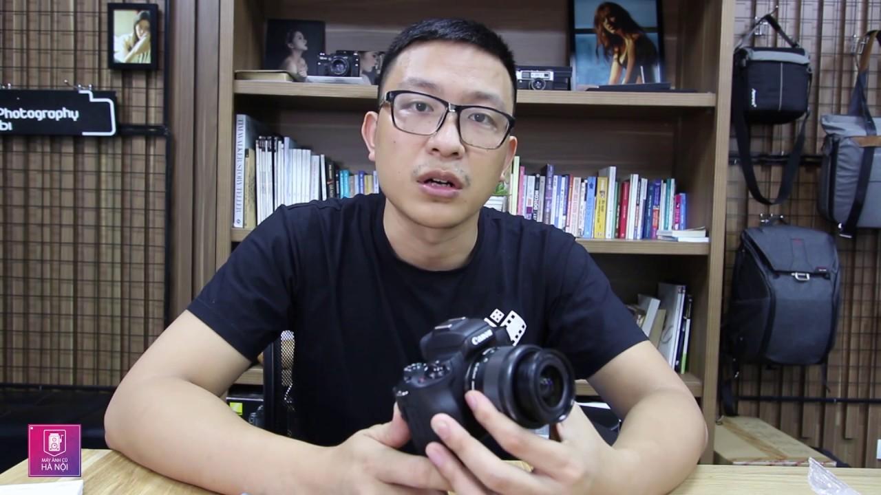 Canon eos M50 |Máy ảnh tốt nhất cho Vlogger – Máy ảnh giá rẻ