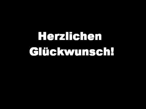 Volker rosin herzlichen gluckwunsch instrumental
