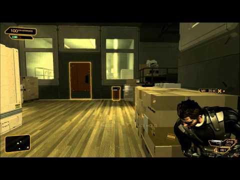 Deus Ex Human Revolution - Stealth Gameplay