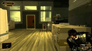 Deus Ex Human Revolution - Stealth Gameplay