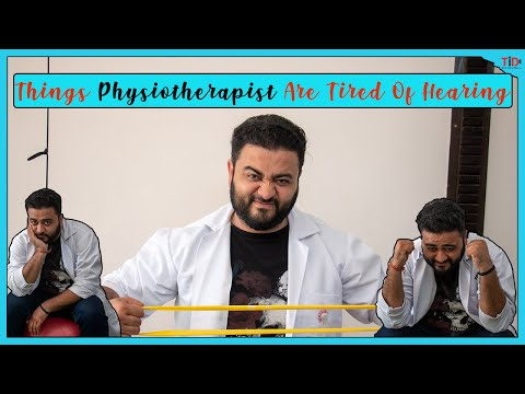 TID | Things Physiotherapist Are Tired Of Hearing | Ft. Anant Sardana
