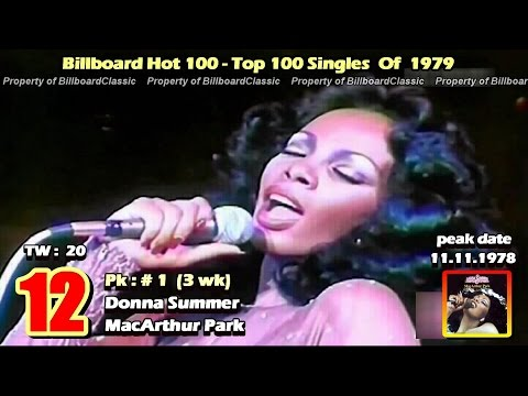 "1979 Billboard Hot 100 ""Year-End"" Top 100 Singles [ 1080p ]"