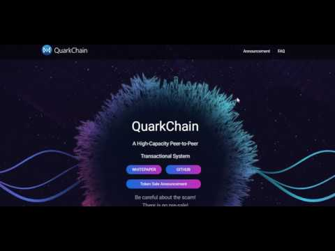 QuarkChain (QKC) Token ICO KYC Process Explanation and Guide