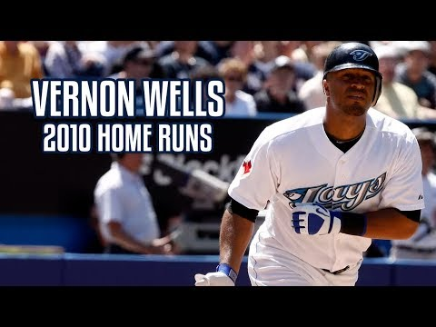 Vernon Wells | 2010 Home Runs