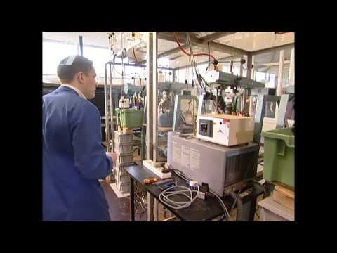 Trevor Gooch corrosion laboratory