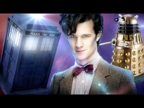 Doctor Who The Musical!
