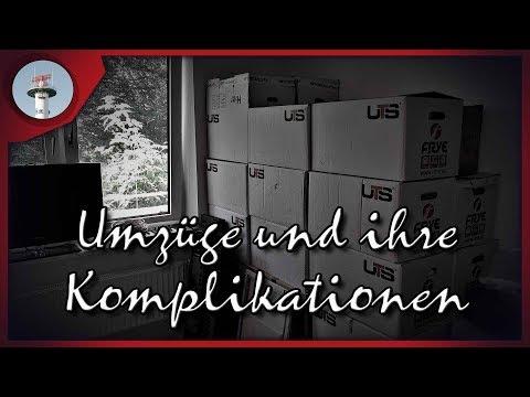 0 - Umzüge und ihre Komplikationen