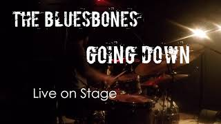 The BluesBones - Going Down ( Live on stage 2020)