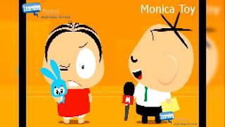 Monica Toy Cartoon   Interview   Monica Toy full episodes   Monica Toy Cartoon New Episodes 04