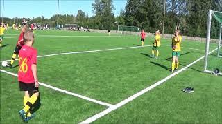 HauPa Keltainen - FC Ylivieska Keltainen 8.7.2018