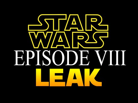 Star Wars Episode VIII LEAK: Scenes & Concept Art Details [Rumor]