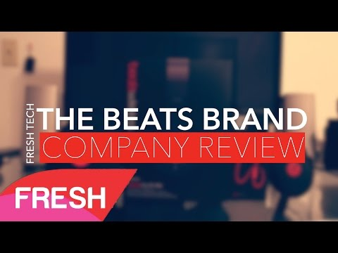 Beats by Dre As A Brand!? Company Review
