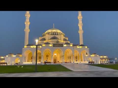 Eid Ul Fitr Prayer UAE | Going for Eid Prayer | Sharjah Grand Mosque | Biggest Eid Gathering UAE