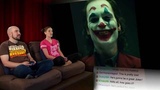 Joaquine Phoenix Joker Teaser