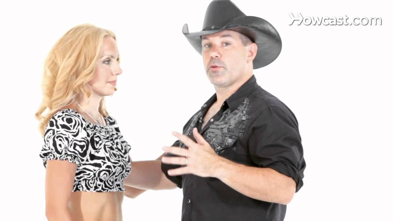 How To Do The 2 Step Line Dancing Youtube