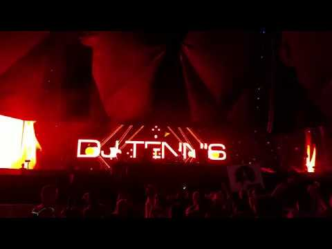 DJ Tennis at EDC  Neon Garden