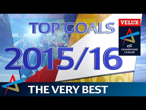 Top 30 Goals of 2015/16 | VELUX EHF Champions League