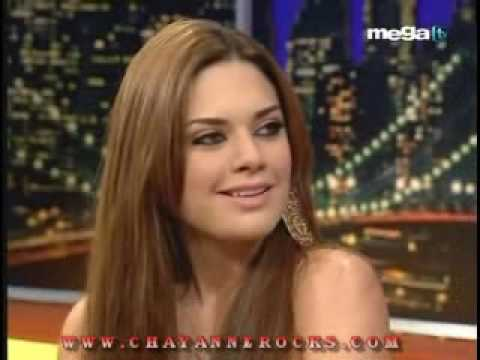 Angelica Celaya en Mega TV 1.2