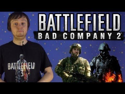 Обзор Battlefield: Bad Company 2 - лучшая игра серии Battlefield