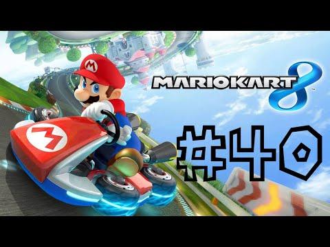 Mario Kart 8 -- Online Races, Part 40: It's Weegee Time! & Going Green!