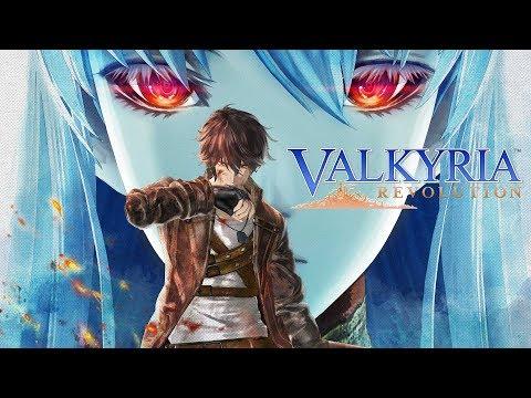 Valkyria Revolution (PS4) - Primeiros 59 Minutos / First 59 Minutes
