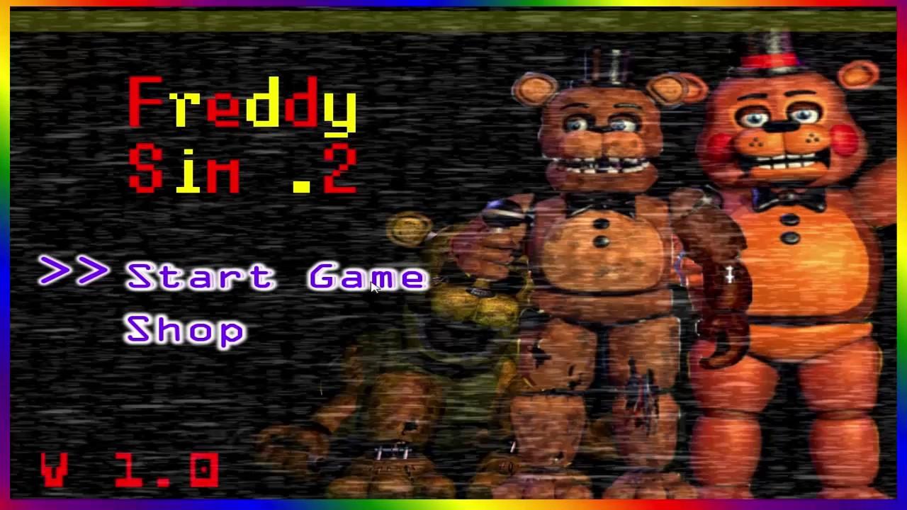 Toy Golden Freddy Simulator