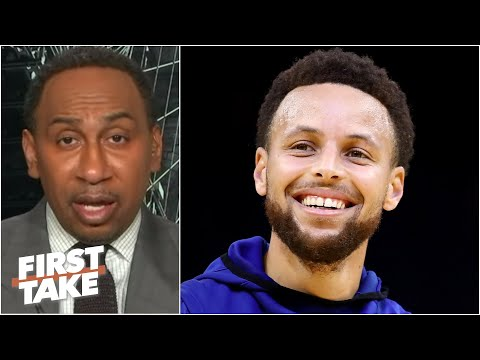 Steph Curry will replace LeBron as the face of the NBA - Stephen A. | First Take