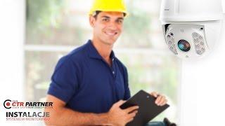 Montaż kamer przemysłowych, instalacje monitoringu