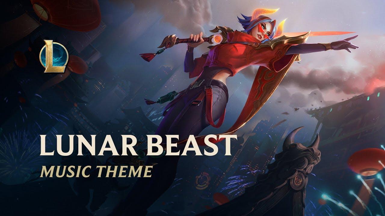 Lunar Beast | Official Theme 2021 - League of Legends