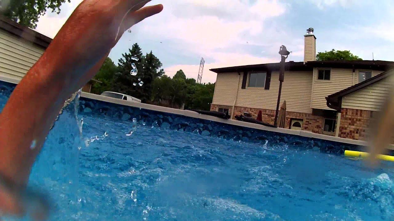 Liquid Image Ego Test Underwater Youtube