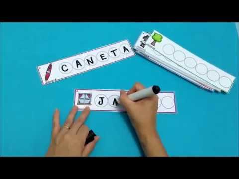 Jogo Pedagogico Formando Palavras Atividades De Alfabetizacao E