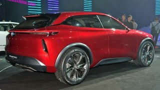 2019 Buick Enspire All-Electric SUV - interior Exterior and Drive