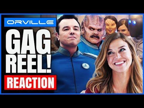 The Orville Season 2 GAG REEL! - YouTube