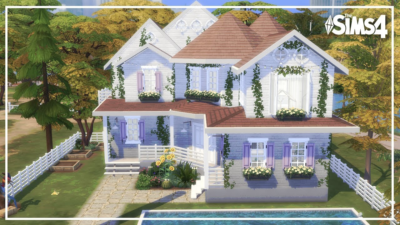 maxresdefault - 10+ Small House Ideas Sims 4  Pics