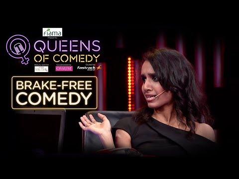 Unstoppable Laugh Ride | Queens Of Comedy