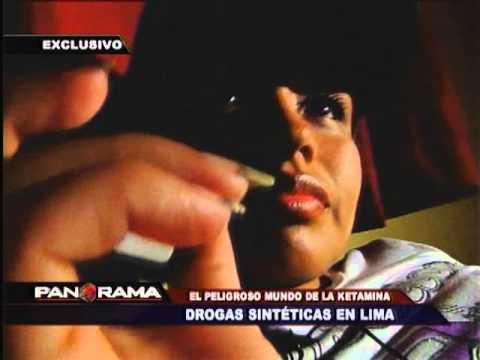 Drogas sintéticas en Lima - Mundo de la Ketamina