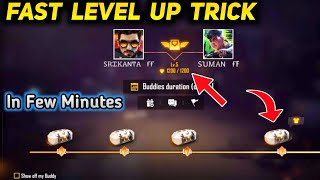 Dynamic Duo Fast Level Up Trick | Free Fire Dynamic Duo Heart Tokens Collect Trick.
