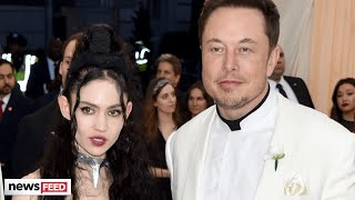"""Elon Musk & Grimes Are """"Semi-Separated"""" After 3 Years Of Dating"""