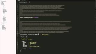Building a Sails Application: Ep12 - Starting activityOverlord at any point with git clone.
