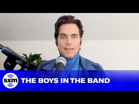 'The Boys in the Band' Cast Reflect on Growing up Gay