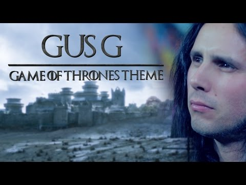 Gus G. Rocks 'Game of Thrones' Theme