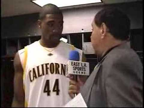 "Leon Powe California ""Interview"" ELA Sports Scene 2006"